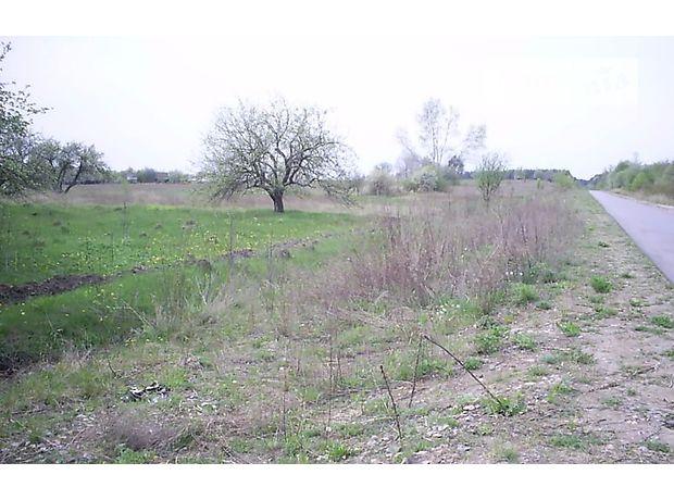 Продажа земли сельскохозяйственного назначения, Киевская, Фастов, c.Червоное