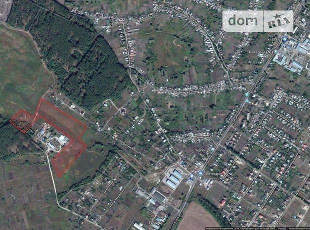 Земля сільськогосподарського призначення в селі Черкаські Тишки, площа 7 Га фото 2