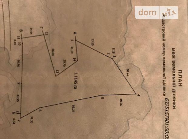 Земля сільськогосподарського призначення в селі Надточії, площа 1.1145 Га фото 2