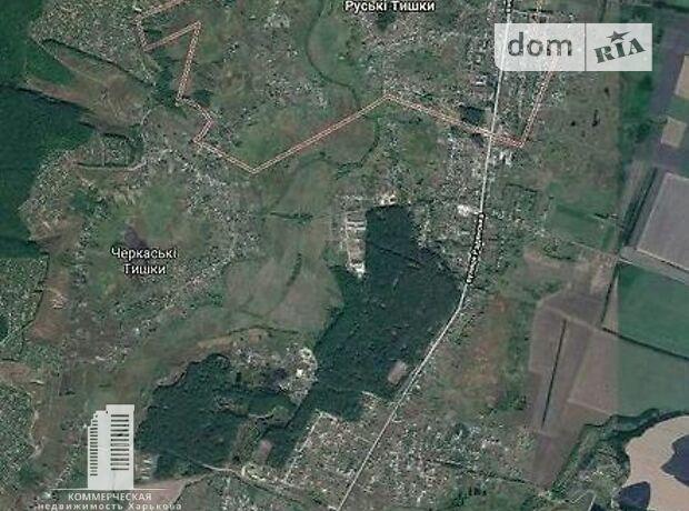 Земля сільськогосподарського призначення в селі Руські Тишки, площа 2700 соток фото 1