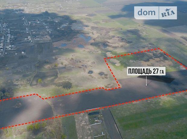 Земля сельскохозяйственного назначения в селе Русские Тишки, площадь 27 Га фото 1