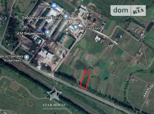 Земля сільськогосподарського призначення в селі Копистин, площа 27 соток фото 1