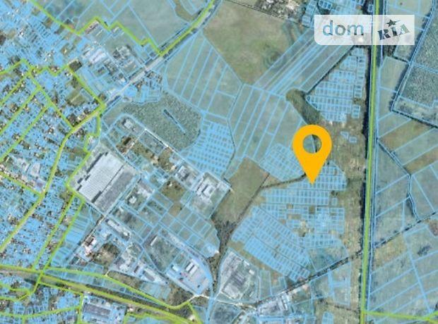 Земля сельскохозяйственного назначения в Житомире, район Крошня, площадь 10 соток фото 1