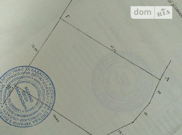 Продажа земли сельскохозяйственного назначения, Киевская, Киево-Святошинский, c.Гнатовка, морская 3