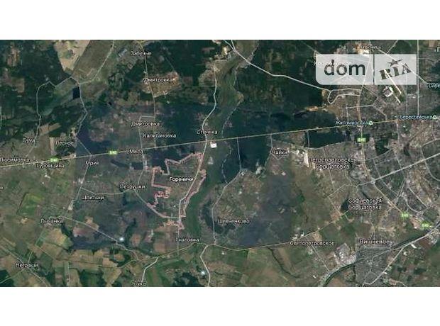 Продажа земли сельскохозяйственного назначения, Киевская, Киево-Святошинский, c.Гореничи