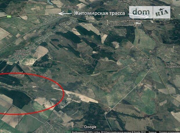 Земля сельскохозяйственного назначения в селе Великий Карашин, площадь 100 Га фото 1