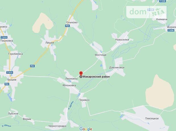Земля сельскохозяйственного назначения в селе Яблоновка, площадь 865 соток фото 1