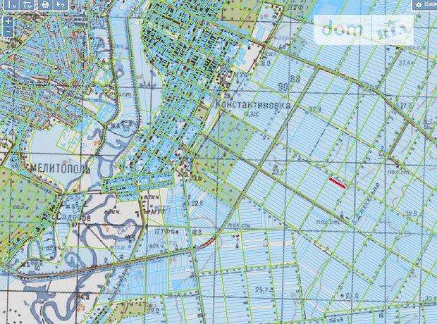 Земля сельскохозяйственного назначения в селе Константиновка, площадь 6 Га фото 1