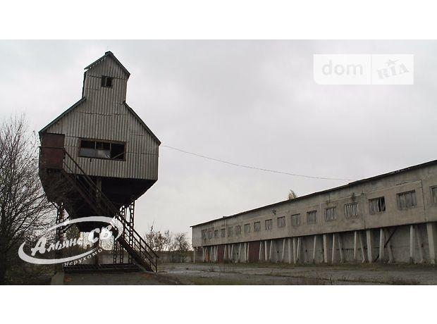 Продажа земли сельскохозяйственного назначения, Винницкая, Немиров, майновий комплекс