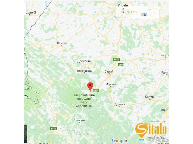 Продажа земли сельскохозяйственного назначения, Львовская, Сколе, c.Верхнее Синевидное
