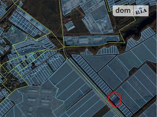 Земля сельскохозяйственного назначения в Сумах, район Аэропорт, площадь 12 соток фото 1