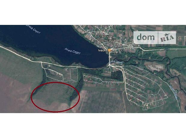 Земля сельскохозяйственного назначения в селе Ивачев Горишний, площадь 10 соток фото 2