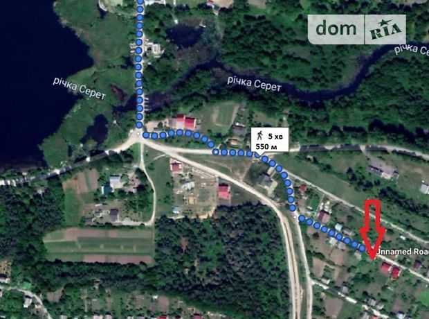 Земля сельскохозяйственного назначения в селе Ивачев Горишний, площадь 6 соток фото 1