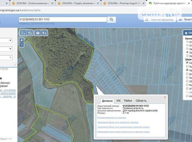 Земля сельскохозяйственного назначения в селе Малый Ходачков, площадь 10 соток фото 1