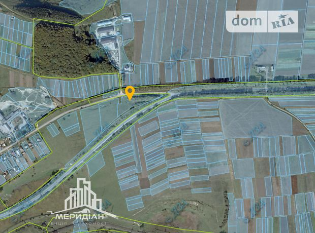 Земля сельскохозяйственного назначения в селе Смиковци, площадь 1.1 Га фото 2