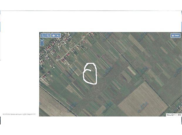Продажа земли сельскохозяйственного назначения, Ужгород, р‑н.Сторожница, Чонтош