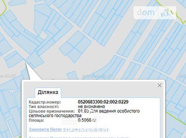 Земля сільськогосподарського призначення в селі Майдан, площа 75 соток фото 1