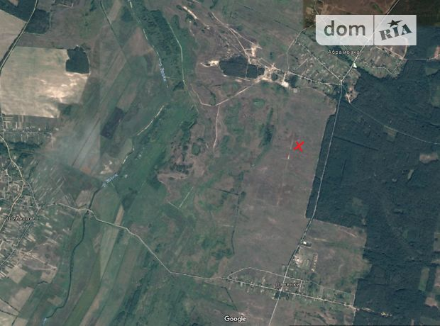 Продаж землі сільськогосподарського призначення, Київська, Вишгород, c.Абрамівка