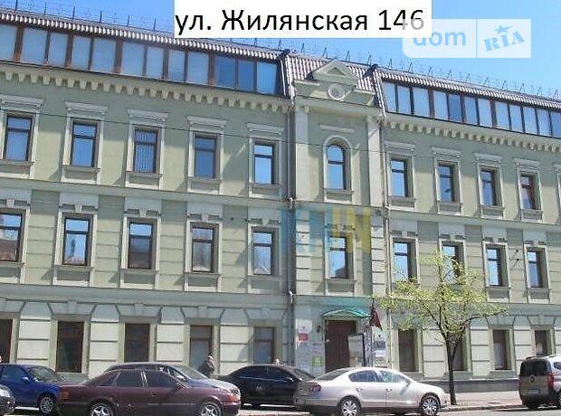 долгосрочная аренда ул. Жилянская Киев Голосеевский