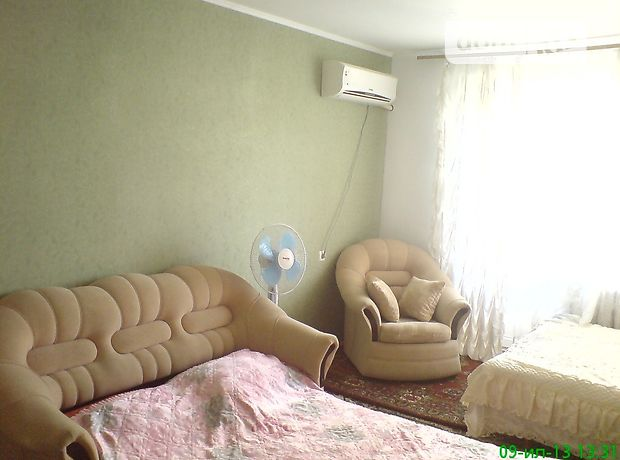 однокомнатная квартира в Одессе, район Приморский, на Пр. Шевченко в аренду на короткий срок посуточно фото 1