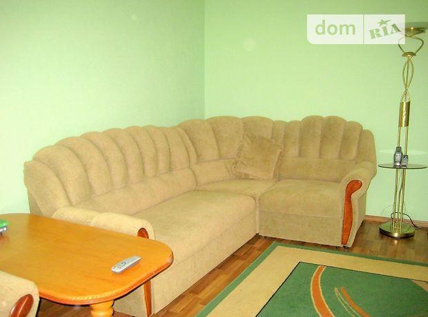 трехкомнатная квартира в Донецке, район Куйбышевский, на Пл.Бакинских Комиссаров в аренду на долгий срок помесячно фото 1