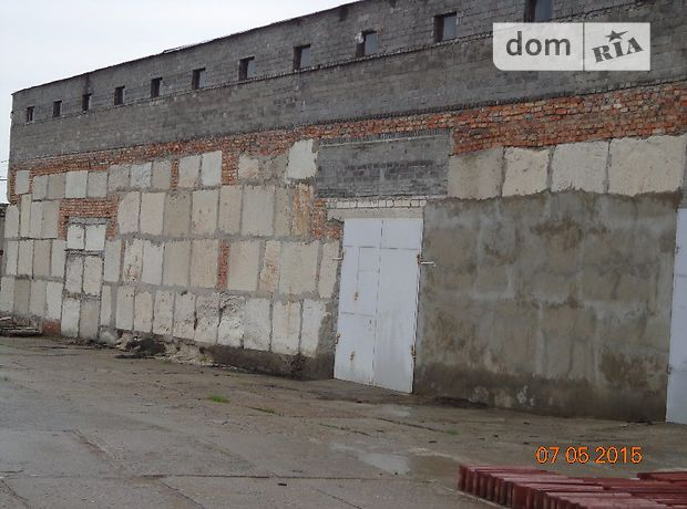 Довгострокова оренда виробничого приміщення, Николаев, р‑н.Ленинский, Колосовская , 1