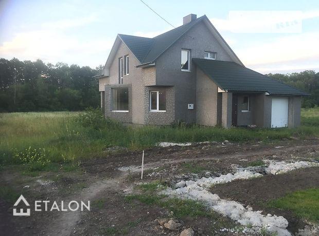 двоповерховий будинок з каміном, 195 кв. м, цегла. Продаж в Великих Бірок (Тернопільська обл.) фото 1