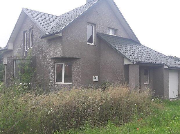 двухэтажный дом с камином, 195 кв. м, кирпич. Продажа в Великиких Бирок (Тернопольская обл.) фото 1