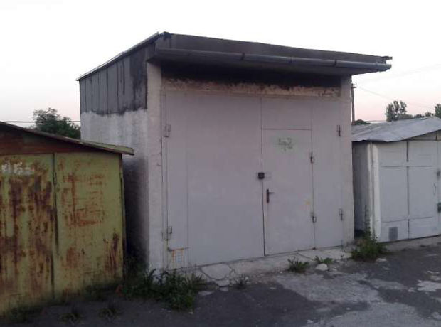 Отдельно стоящий гараж под бус в Львове, площадь 22.7 кв.м. фото 1
