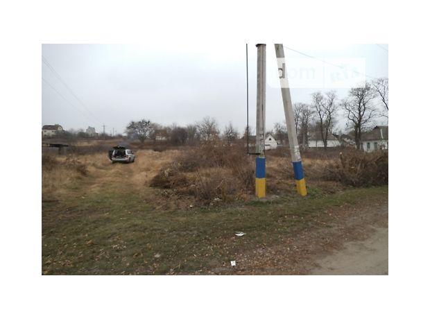 Продажа участка под жилую застройку, Киевская, Обухов, c.Германовка, Гагарина ул.