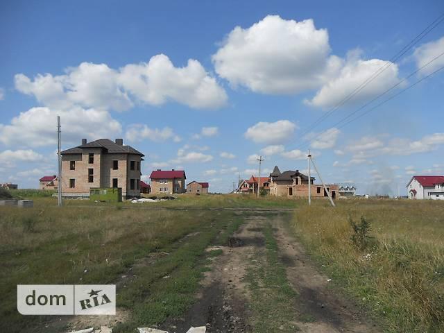 Продажа участка под жилую застройку, Тернополь, р‑н.Байковцы, Сонячний