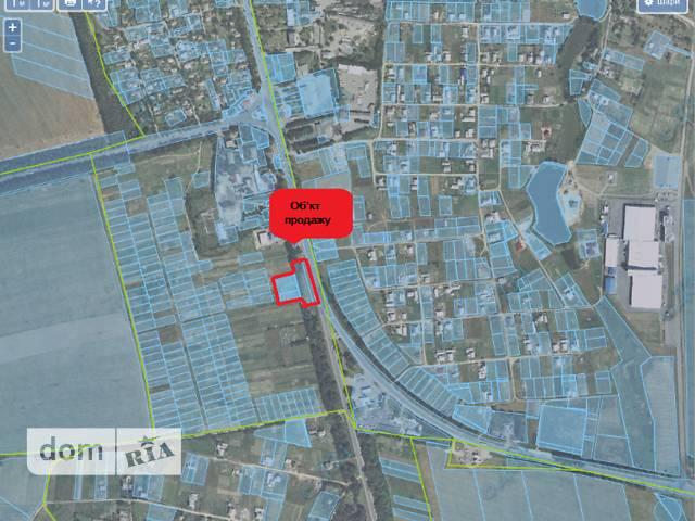 Земельна ділянка комерційного призначення в Немирові, площа 63 сотки фото 1