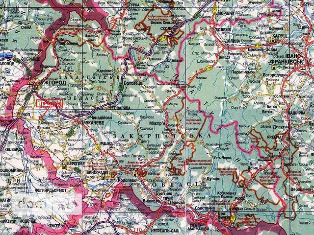 Земля комерційного призначення в селі Велика Добронь, площа 18 соток фото 1