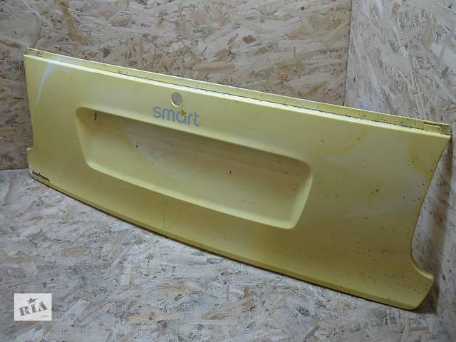 0000640v014 Панель багажника задняя (накладка) Smart Fortwo- объявление о продаже  в Львове