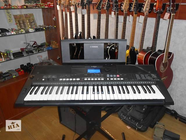 продам ( 0243 ) Много функциональный Синтезатор YAMAHA PSR-E433 Отличный выбор для того кто хочет научиться играть бу в Чернигове