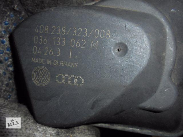 бу 036133062m Б/у дросельная заслонка/датчик для легкового авто Skoda Fabia 2006 в Львове