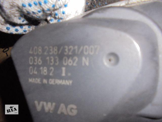 купить бу 036133062n Б/у дросельная заслонка/датчик для легкового авто Skoda Fabia 2005 в Львове