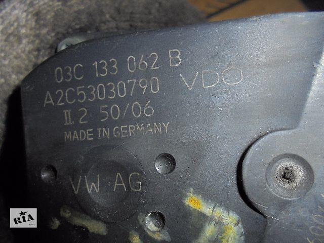 03c133062b Б/у дросельная заслонка/датчик для легкового авто Skoda Fabia 2007- объявление о продаже  в Львове