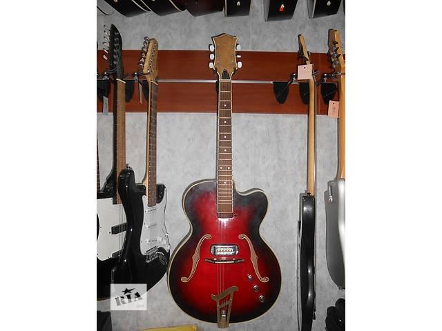 ( 0657 ) Эксклюзивная Электроакустическая Гитара Musima- объявление о продаже  в Чернигове