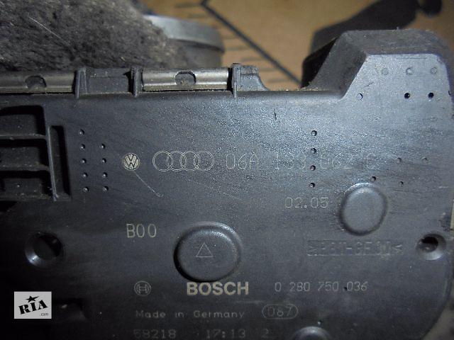 продам 06a133062c Б/у дросельная заслонка/датчик для легкового авто Skoda Octavia 2005 бу в Львове