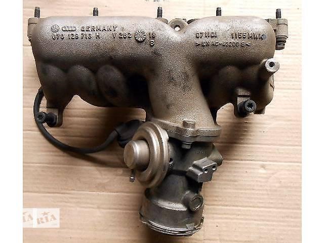 продам 076128063A / 076131501B Дроссельная заслонка / Клапан EGR 2.5TDi Volkswagen Touareg / бу в Ровно