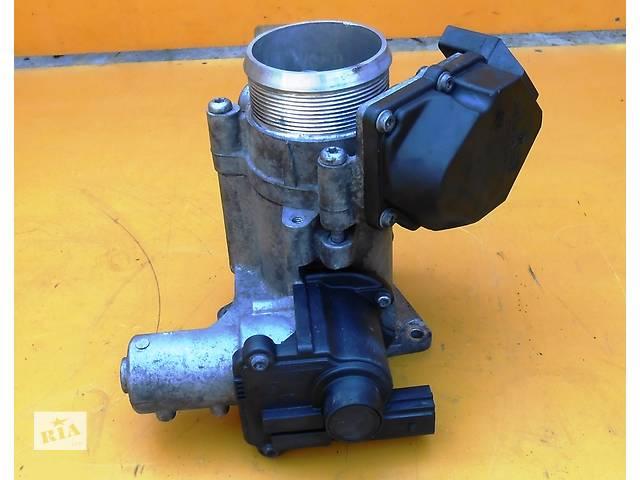 купить бу  076128063A дроссельная заслонка дросельна Volkswagen Touareg 2.5 EGR в Ровно