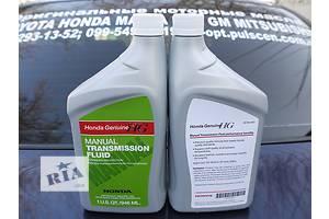 Нові масла трансмісійні Honda