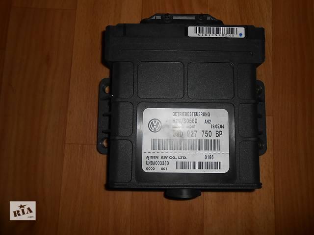 продам 09D927750BP Блок управления коробки Volkswagen Touareg Фольксваген Туарег 2003г-2009г бу в Ровно