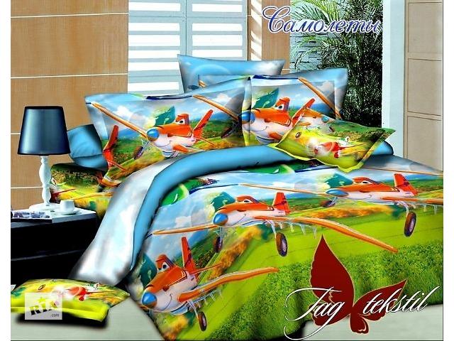 купить бу 1,5-спальный комплект постельного белья для детей ТМ TAG  в Киеве
