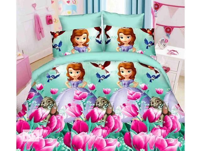 1,5-спальный комплект постельного белья для детей- объявление о продаже  в Киеве
