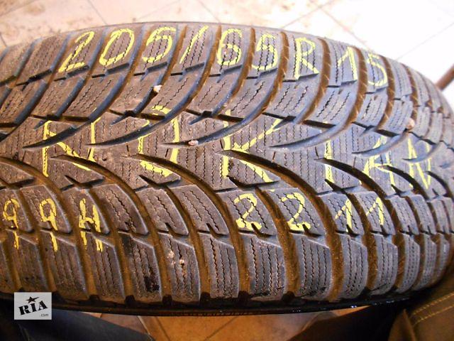 продам 1 шина 205/65r15 nokian wr d3 бу в Ивано-Франковске