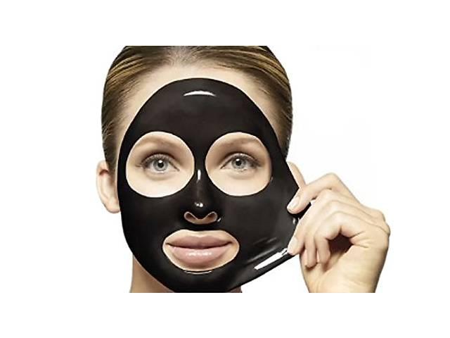 купить бу 100г Оригинал Black Mask Черная маска пленка от черных точек и прыщей в Киеве