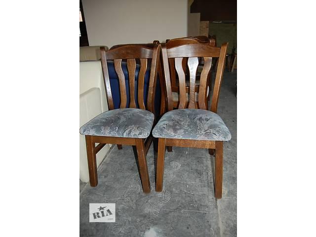 купить бу №1293.Два стула дубовых бу из Голландии в Киеве