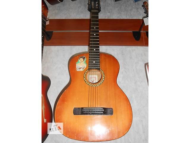 ( 1495 ) Черниговская звонкая гитара- объявление о продаже  в Черкассах